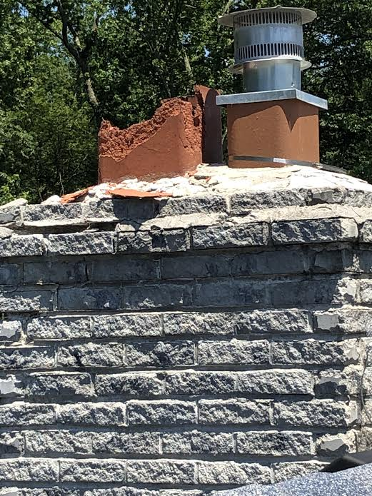capitol exterminating Chimney Cap